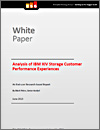 ESG: analysis of IBM XIV storage customer performance experiences