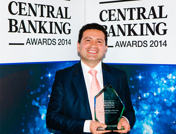 Reserve Manager of the Year: Central Bank of Colombia